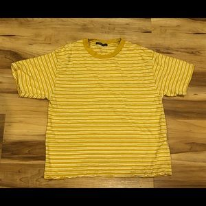 Yellow Brandy Melville Tee